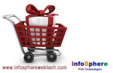 Shopping Cart E-commerce website development