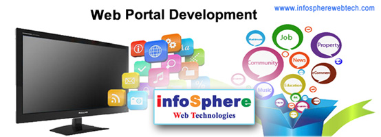 web portal development services company price