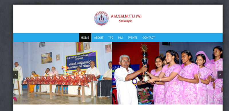 A.M.S.M.M Teacher Training Institute (Women)