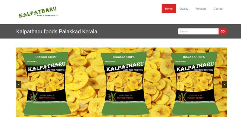 Kalpatharu foods