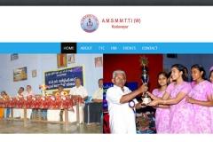 A.M.S.M.M Teacher Training Institute (Women)