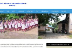 Govt. Institute of Teacher Education (W)
